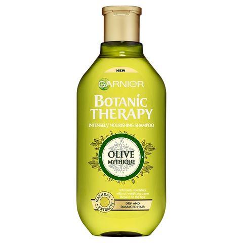 Garnier Botanic Therapy Olive Подхранващ шампоан за суха коса с масло от маслина х250 мл