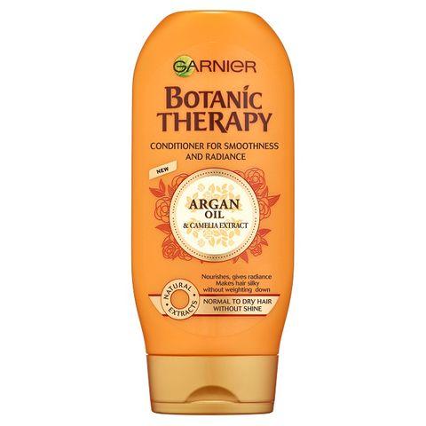 Garnier Botanic Therapy Argan Балсам за суха коса без блясък с арганово масло х200 мл