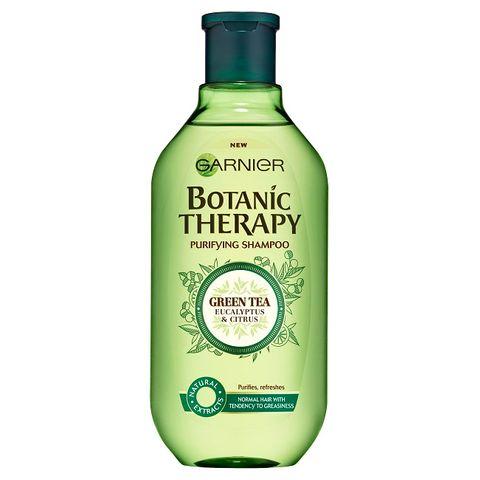 Garnier Botanic Therapy Green Tea Шампоан за склонна към омазняване коса със зелен чай х400 мл