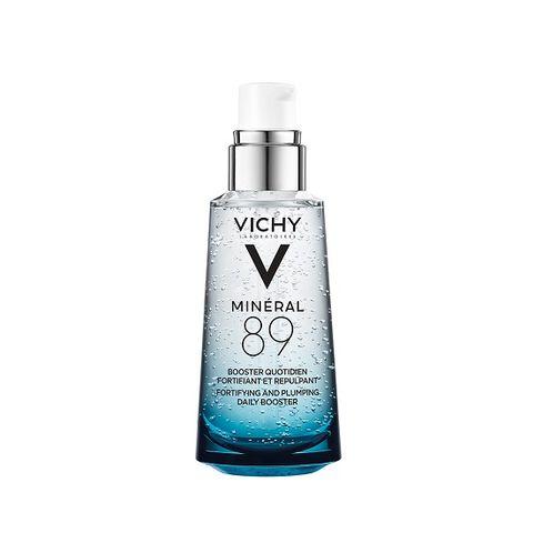 Vichy Mineral 89 Гел-бустер за лице с укрепващ и хидратиращ ефект х50 мл
