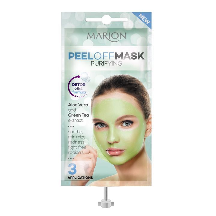 Marion Peel Off Почистваща маска за лице х1 брой