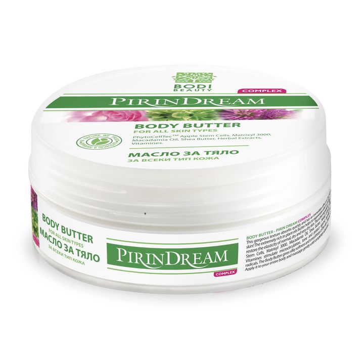 Pirin Dream Подхранващо масло за тяло за всякакъв тип кожа х150 мл