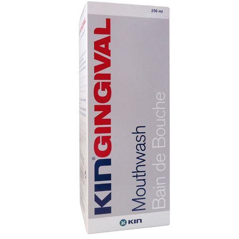 Kin Gingival Вода за уста за чувствителни зъби х250мл