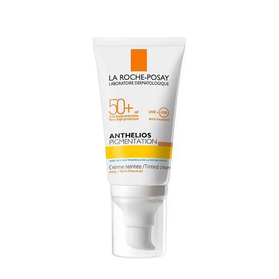 La Roche-Posay Anthelios Оцветен слънцезащитен крем за чувствителна кожа SPF50+ х50 мл