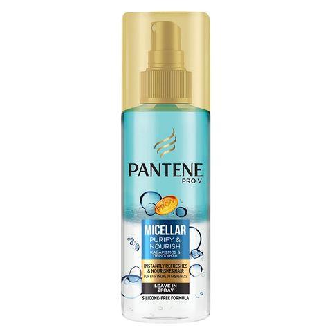 Pantene Micellar Спрей за коса с мицеларна вода и подхранващ Pro-V комплекс х150 мл