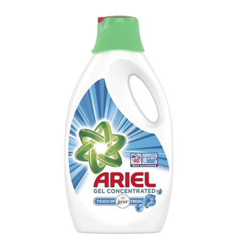 Ariel  Gel Concetrated Touch Of Fresh Течен перилен препарат x2200 мл
