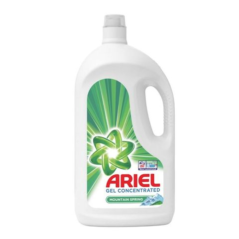Ariel Gel Concentrated Mountain Spring Течен перилен препарат x3300 мл