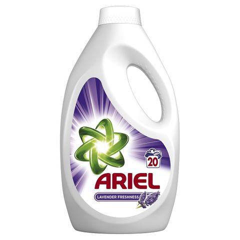 Ariel Lavender Freshness Течен перилен препарат x1100 мл