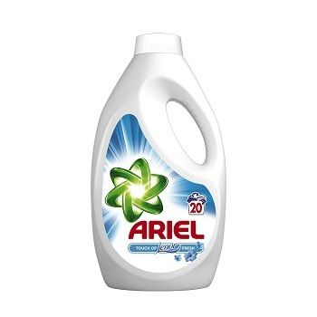 Ariel Lenor Touch Of Fresh Течен перилен препарат x1100 мл