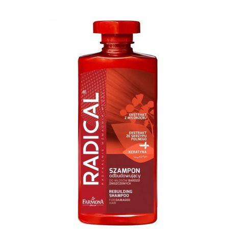 Farmona Radical Шампоан за силно увредена коса против косопад х400 мл