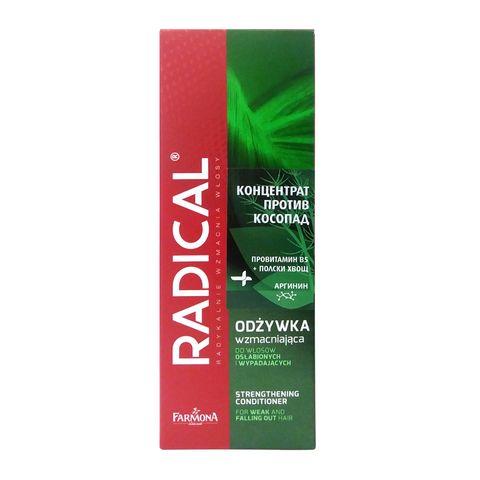 Farmona Radical Концентрат против косопад за увредена и капеща коса х100 мл