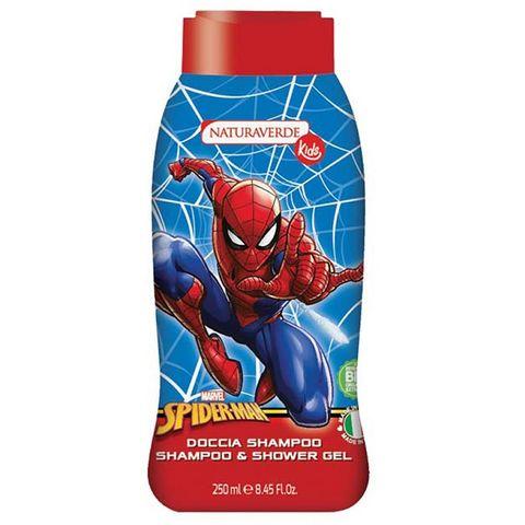 Disney Spiderman Шампоан зa коса и тяло x250 мл