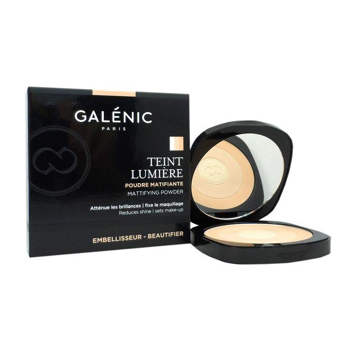 Galenic Teint Lumiere Коригираща и матираща пудра за лице х9 грама
