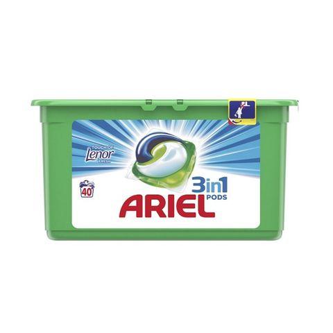 Ariel Allin1 Lenor Fresh Капсули за пране