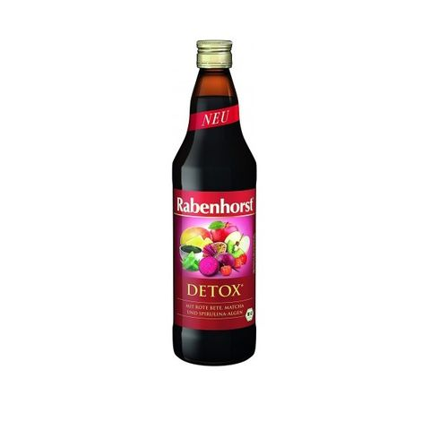 Rabenhorst Detox Био натурален сок х750 мл