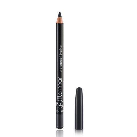Flormar Waterproof Eyeliner Водоустойчив молив за очи, цвят 102