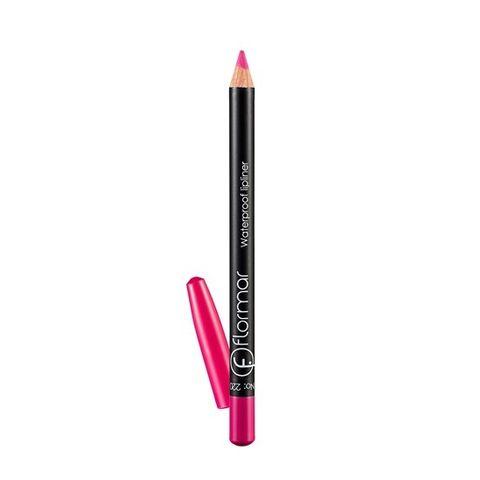 Flormar Waterproof Lipliner Водоустойчив молив за устни, цвят 220