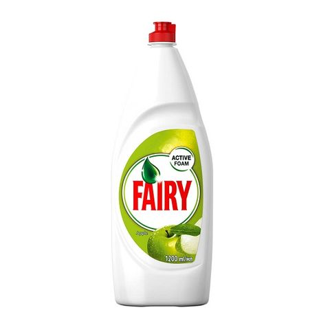 Fairy Apple Почистващ  препарат за съдове x1200 мл