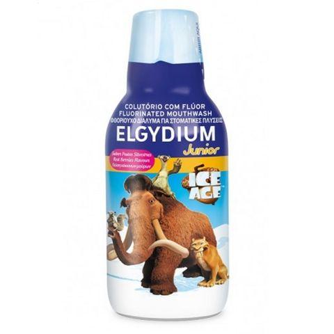 Elgydium Ice Junior Вода за уста за деца х500 мл