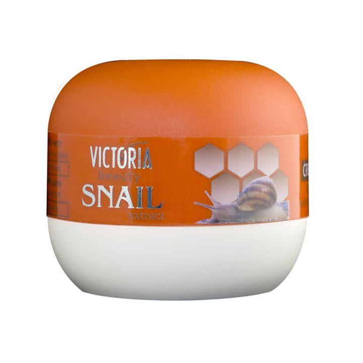 Victoria Snail Крем-вазелин за силно напукани пети с охлювен екстракт х40 мл