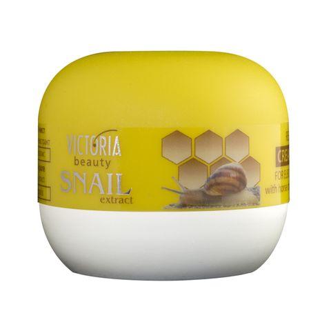 Victoria Snail Крем-вазелин за крака, пети и лакти с охлювен екстракт х40 мл