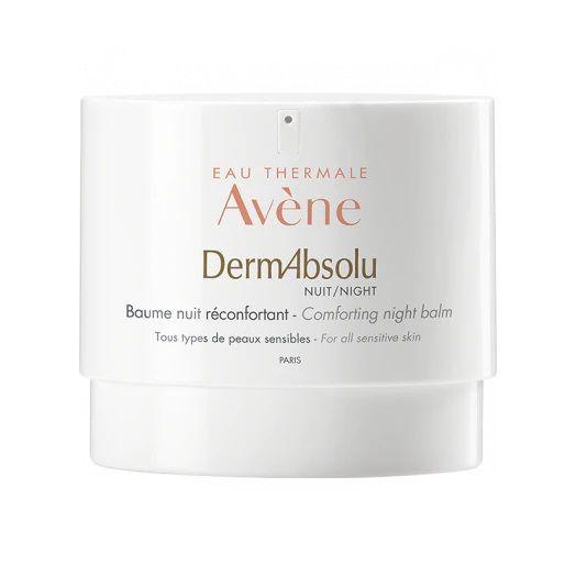 Avene DermAbsolu Регенериращ нощен балсам за плътност и жизненост за чувствителна кожа х40 мл