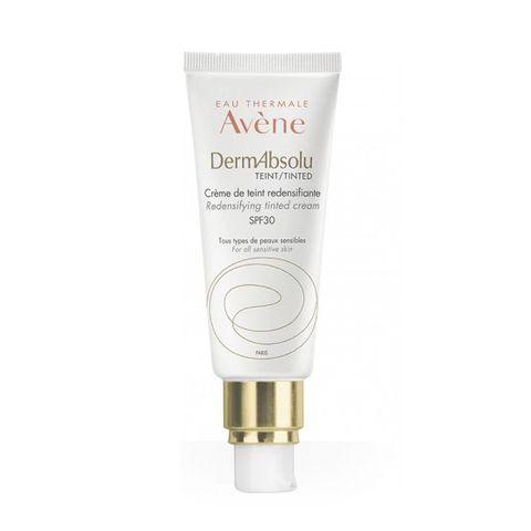 Avene DermAbsolu Уплътняващ тониран крем за лице за плътност и жизненост със SPF30 х40 мл