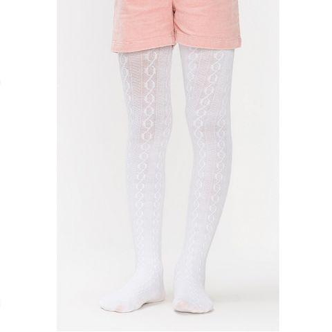 Penti Pretty Karina 180 DEN Детски чорапогащник, цвят White, размер 9-10 години x1 брой