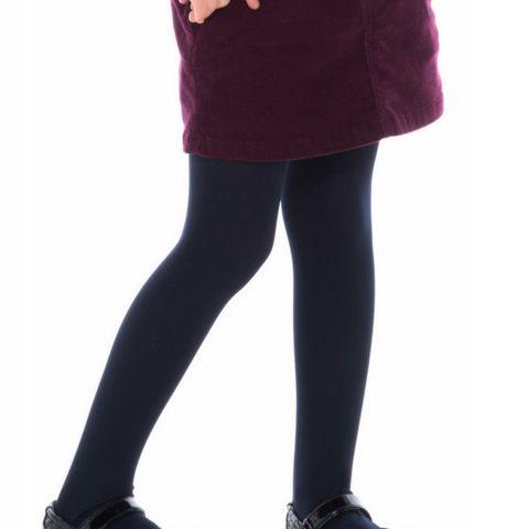 Penti Pretty Micro 40 DEN Детски чорапогащник, цвят Navy, размер 4-5 години x1 брой