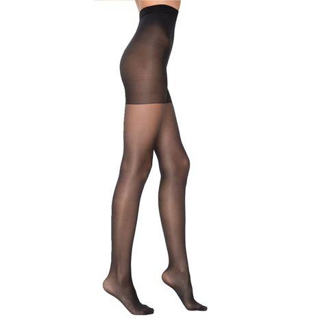 Penti Siluet 20 DEN Дамски чорапогащник със стягащ ефект, цвят Black, размер XL х1 брой