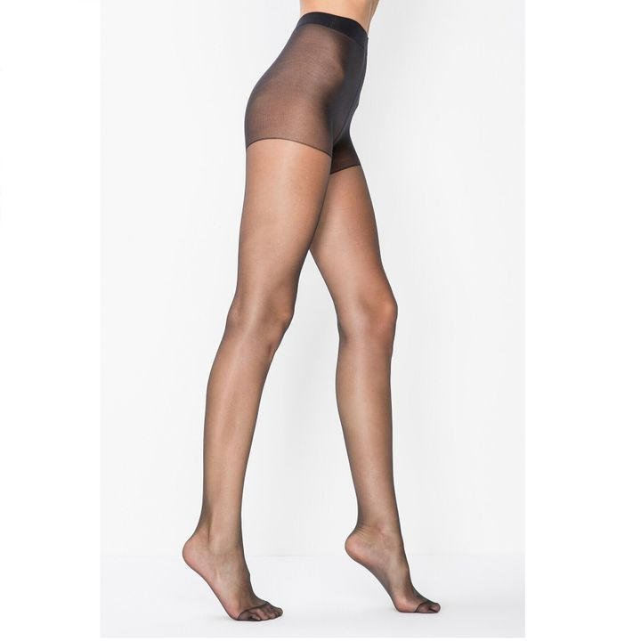 Penti Fit 15 DEN Дамски стягащ чорапогащник, цвят Black, размер L х1 брой