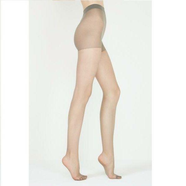 Penti Fit 15 DEN Дамски стягащ чорапогащник, цвят Silver Grey, размер M