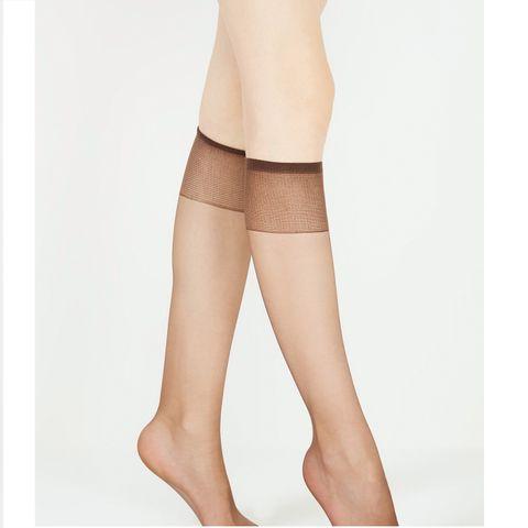 Penti Fit 15 DEN Дамски еластични чорапи, цвят Plum