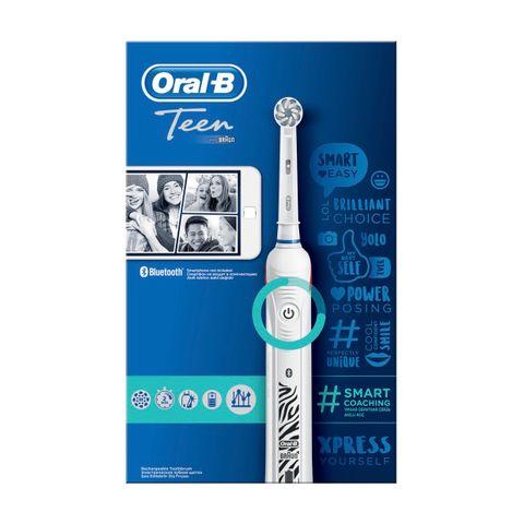 Oral B Teen Електрическа четка за зъби за тийнейджъри х1 брой