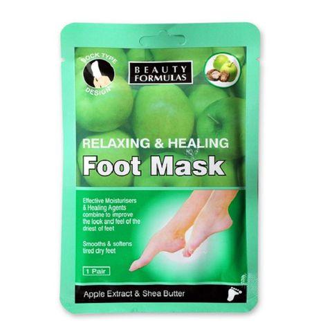 Beauty Formulas Маска за крака с един чифт чорапи x16 мл