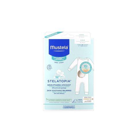 Mustela Stelatopia Успокояваща пижама за деца от 6 до 12 месеца