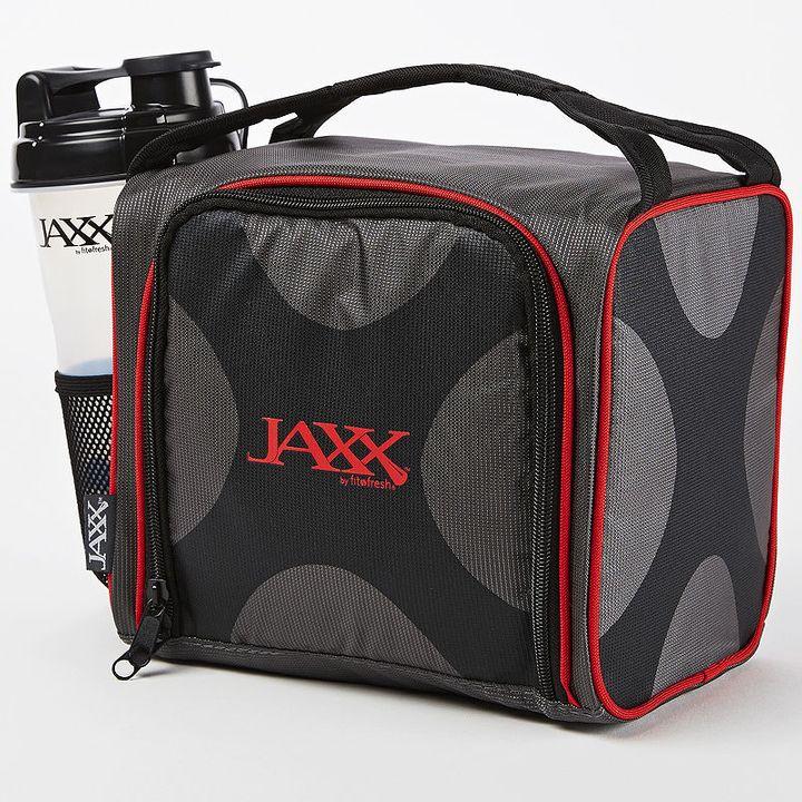 Fit & Fresh Jaxx FitPak Чанта с кутии за храна