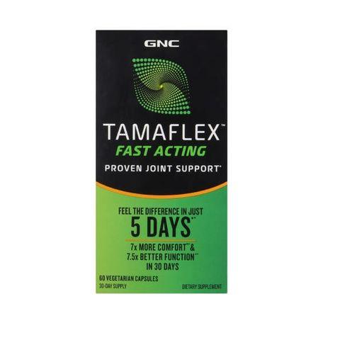 GNC Тамафлекс Бързодействащ Подобрява комфорта на ставите х60 капсули
