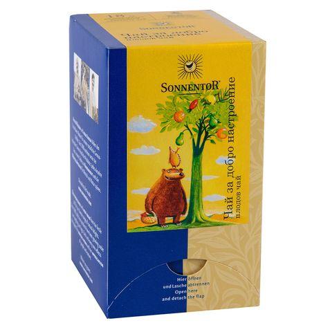 Sonnentor Био чай за добро настроение х18 пакетчета