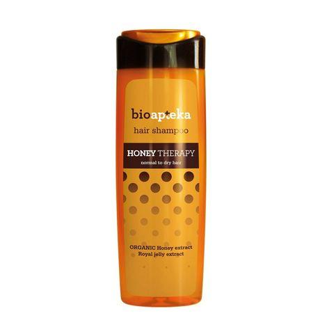 Bio Apteka Възстановяващ шампоан за коса с мед и пчелно млечице х250 мл