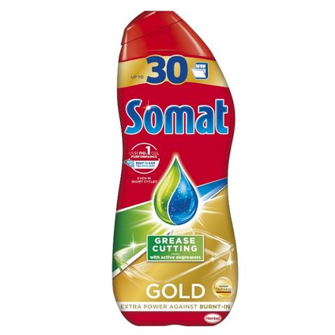 Somat Gold Grease Cutting Гел за съдомиялна x540 мл