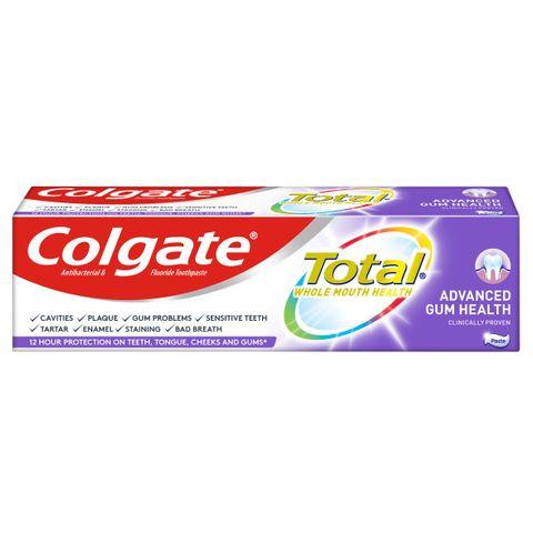 Colgate Total Advanced Gum Health Паста за зъби за чувствителни венци х75 мл