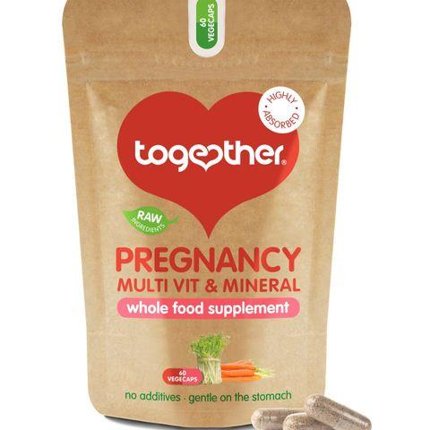Together Витаминен комплекс за бременни х60 капсули