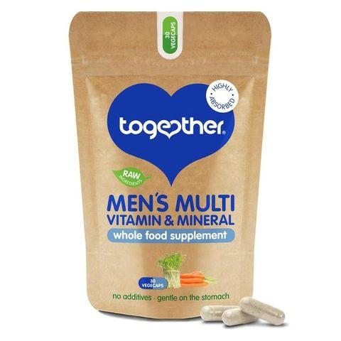 Together Мултивитамини и минерали за мъже х30 капсули