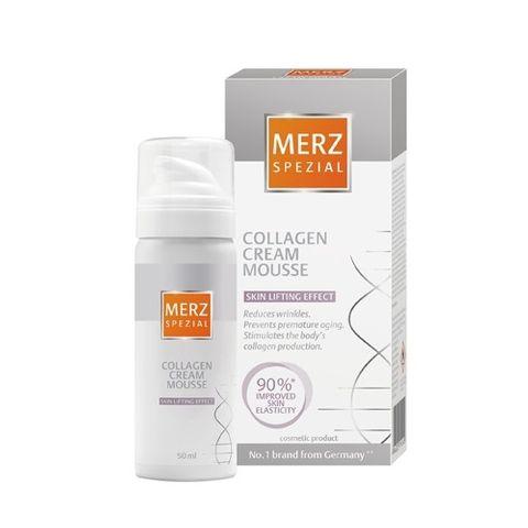 Merz Spezial Collagen Крем-мус за лице с колаген x50 мл