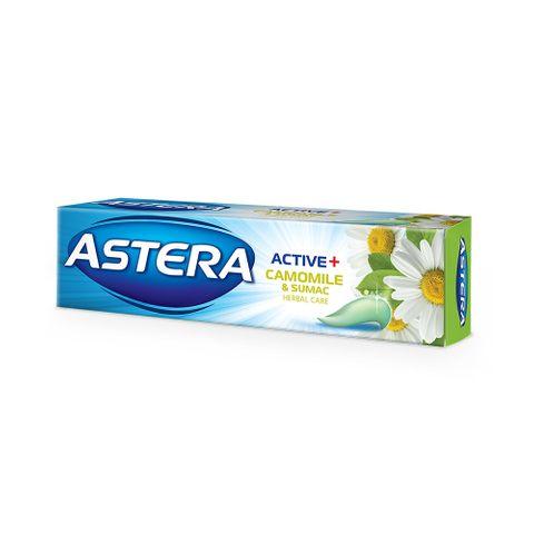 Astera Паста за зъби с лайка и смрадлика с успокояващо и антибактериално действие х100 мл