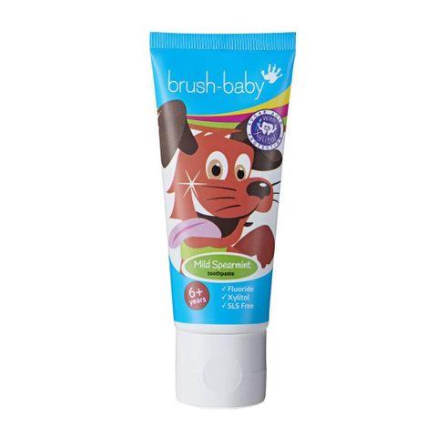 Brush Baby Детска паста за зъби за 6+ години с вкус на мента х50 мл
