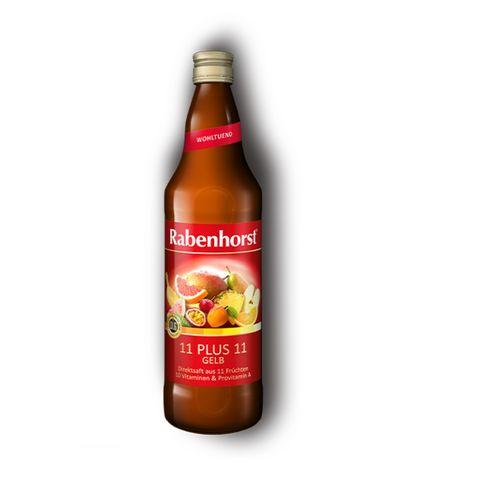 Rabenhorst 11 Plus 11 Био сок мултивитамини х750 мл