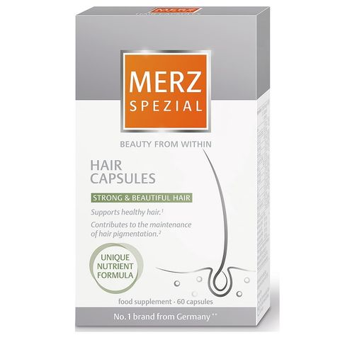 Merz Spezial За силна и здрава коса х60 капсули
