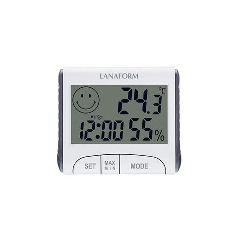 Lanaform Thermo-Hygrometer Дигитален термо-хигрометър - LA120701